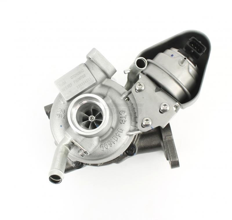 F809T02 : Turbo