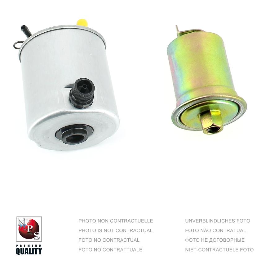 H133A45 : Filtre à carburant
