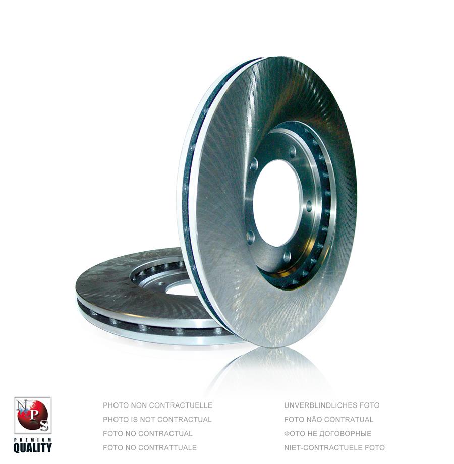 S331I06 : Disque de frein arriére