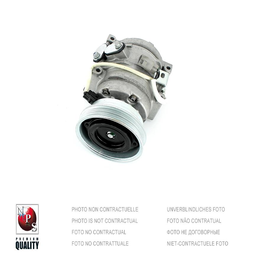 N525N17 : Compresseur de climatisation
